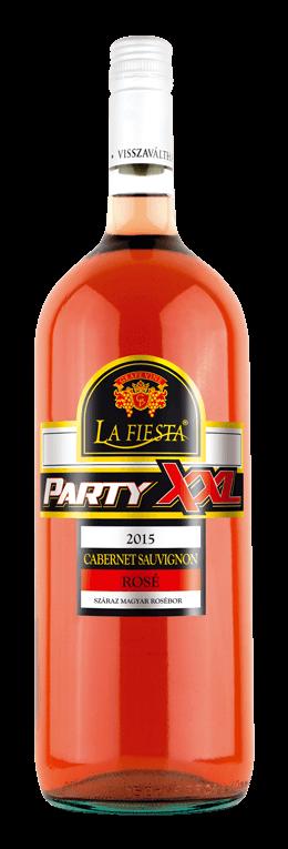Party XXL Cabernet Rosé
