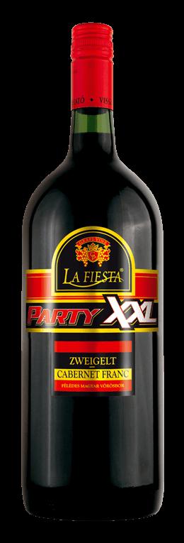 Party XXL Zweigelt-Cabernet Franc